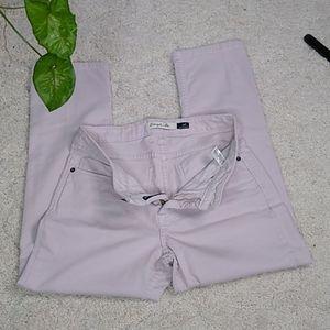 Christofer Blue Strechy Pants 2 Like New